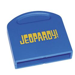 Classroom Jeopardy!® Pre-Programmed Middle School Game Cartridge - U.S. History, Geography and Physics