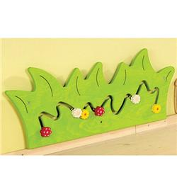 HABA Interactive Garden Flowers Wall Panel