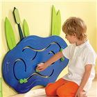 Image of  HABA Interactive Frog Pond Wall Panel
