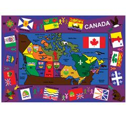 Joy Carpets Flags of Canada™