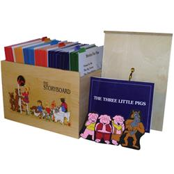 32-Storyboard Flannelboard Kit