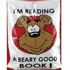 Image of Brodart Beary Good Book Plastic Book Bag