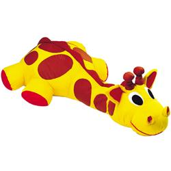 Gressco Giant Giraffe Floor Cushion