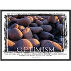 "Image of ""Optimism"" Motivational Print"