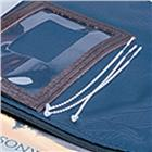 Image of Plastic Security Ties Nylon Book Mailing Bags