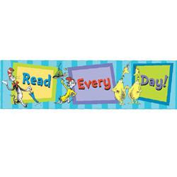 Eureka® Dr. Seuss™ Read Every Day! Classroom Banner