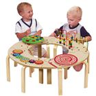 Image of Anatex™ Circle of Fun Puzzle Benches