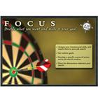 "Image of ""Focus"" Motivational Print"