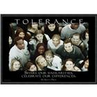 "Image of ""Tolerance"" Motivational Print"