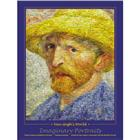 Image of Van Gogh's World Mosaic Poster