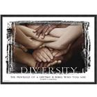 "Image of ""Diversity"" Motivational Print"