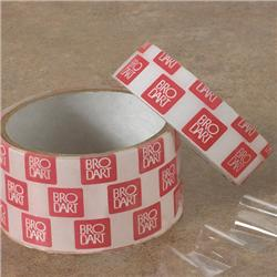 Brodart Crystal Clear Tape - 15-Yard Rolls