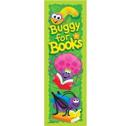 Trend Enterprises Buggy for Books Bookmarks
