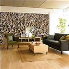 Image of Environmental Graphics Pebbles Wall Mural