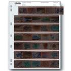 Image of PrintFile® 35mm Negative Storage Page - Seven 6-Frame Strips