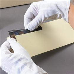 Buffered Negative Strip File Sleeves