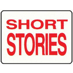Brodart Short Stories Classification Labels (500)