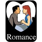Image of Brodart Romance Classification Labels (500 w/Black BG)