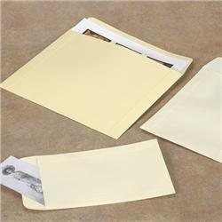 Side-Opening Storage Envelopes