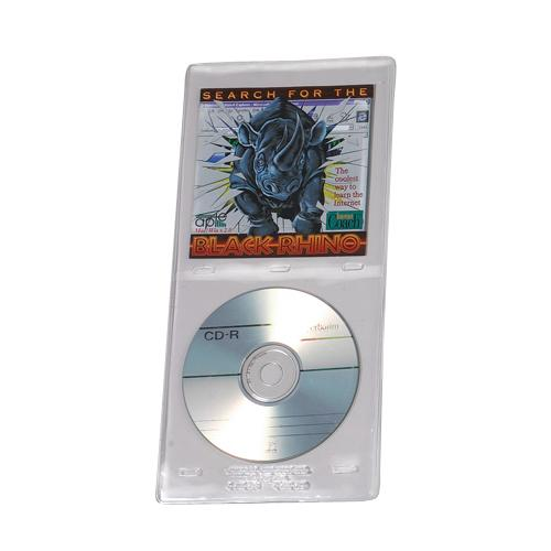Chicago One Stop CD Browser™ Pak with Disc Storage and Graphics Pocket