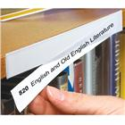 Image of Aigner Label Holder Slip•Strip™ Inserts for Shelf Labeling Strips