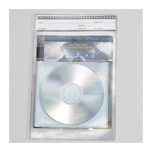Chicago One Stop DVD Browser™ Pak with Storage Pocket