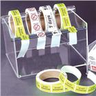 Image of Brodart Acrylic Label Roll Dispenser