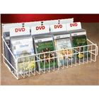 "Image of Chicago One Stop 6 1/2""D Three-Way Metal Browser™ Pak Display Bin"