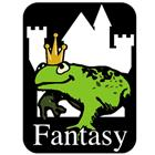 Image of Brodart Fantasy Classification Labels (500 w/Black BG)