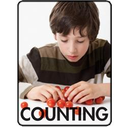 Brodart Counting Classification Picture Labels (250)