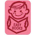 Image of Brodart Pink Easy Books Classification Labels (250)