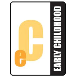"Brodart ""Early Childhood"" Game Rating Labels"