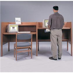 Brodart Classic Double-Faced Starter Carrels