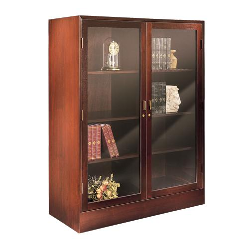 Hale Glass-Door Bookcases