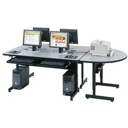 Paragon Half-Round Work Center for 24 Series Work Centers