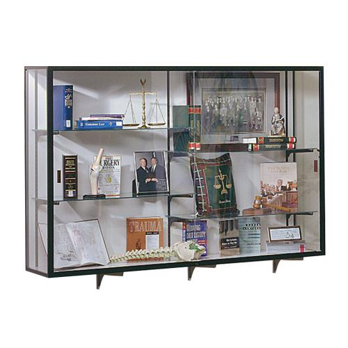 Waddell Champion Wall-Mounted Display Cases