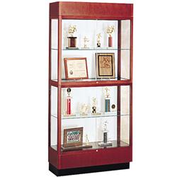 Waddell Heritage Wood Display Cases