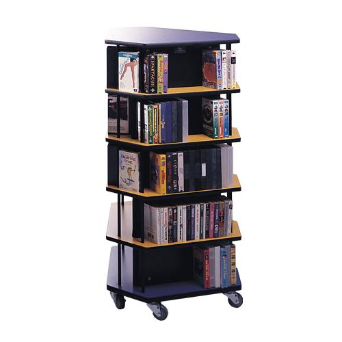 Moen Woodworks Stakx Paperback/Video Towers