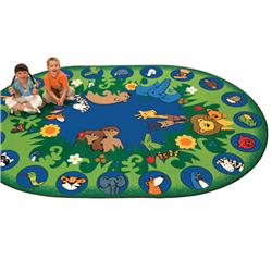 Carpets for Kids® Circletime Garden of Eden