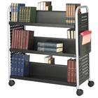 Image of Safco Products Double-Sided Scoot™ Book Cart