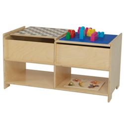 Wood Designs™ Build-N-Play Table