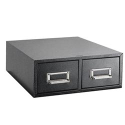 Sandusky Buddy Steel Card File Cabinet