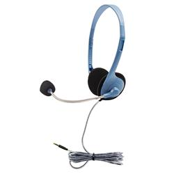 HamiltonBuhl Personal Headset with Goose Neck Mic and TRRS Plug