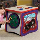 Image of Gressco Toddler Oasis-Red Speckletone