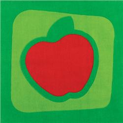 Wesco® Apple Square Pop Mat