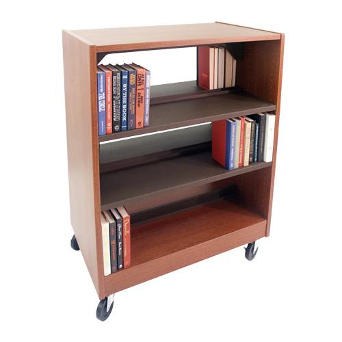 Paragon Mobile Shelving with Metal Shelves