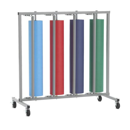 Four-Roll Vertical Paper Rack