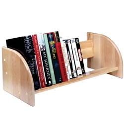 Solid Wood Book Displayers