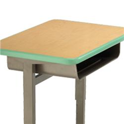 "Smith System Book Box for 24""-27""W Student Desks"