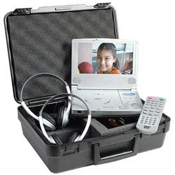 Califone® Portable DVD Center